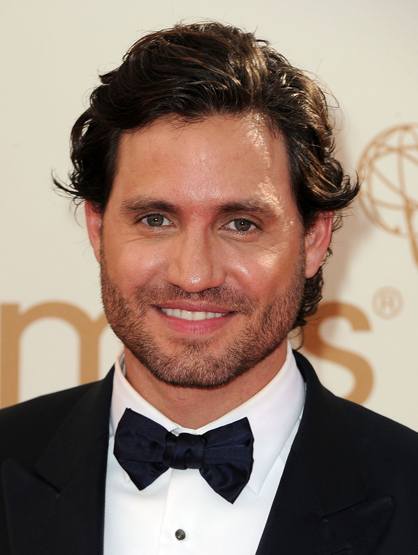 Hottest Latinos - Edgar Ramirez: Those green eyes! (Enough said)