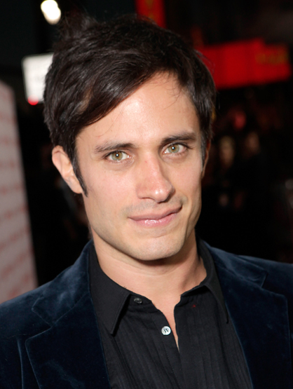 Hottest Latinos - Gael Garcia Bernal: There is something so charming about this Mexican actor/director that gets us every time.