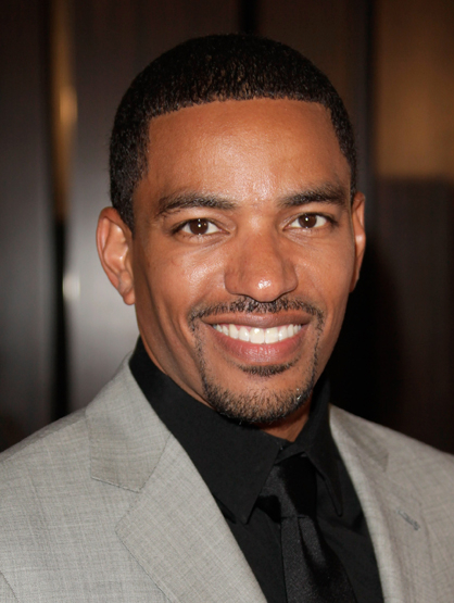 Hottest Latinos - Laz Alonso: One look from this Cuban actor and we just melt!