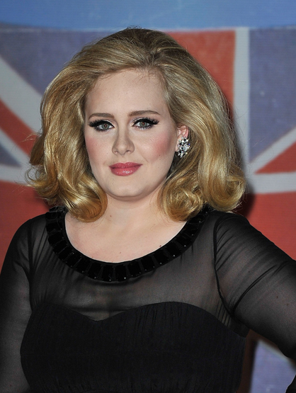 2012 Billboard Music Awards Winners - Adele: Top Artist, Top Billboard 200 Artist, Top Female Artist, Top Streaming Song, Top Digital Songs Artist, Top Digital Media Artist, Top Pop Artist