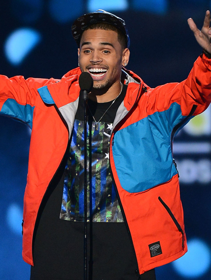 2012 Billboard Music Awards Winners - Chris Brown: Top R&B Artist