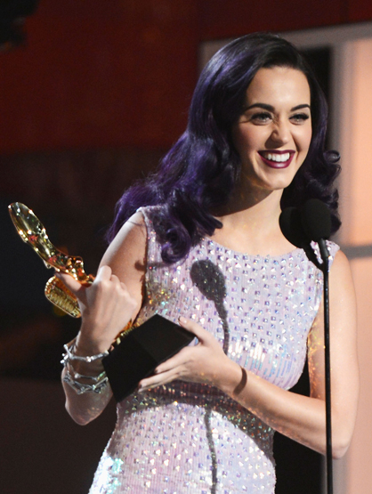 2012 Billboard Music Awards Winners - Katy Perry: Spotlight Award