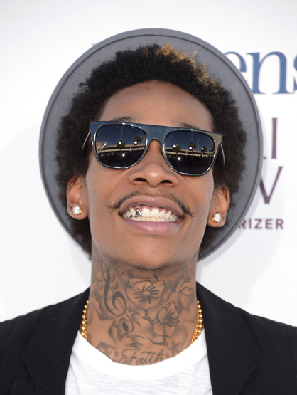 2012 Billboard Music Awards Winners - Wiz Khalifa: Top New Artist