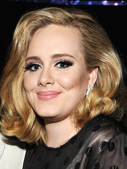 "Forbes Top 25 Most Powerful Celebrities - 24. Adele: Who hasn't felt her heartache? The ""Rolling in the Deep"" star won every Grammy award she was nominated for… and we can't wait to hear her next single!"