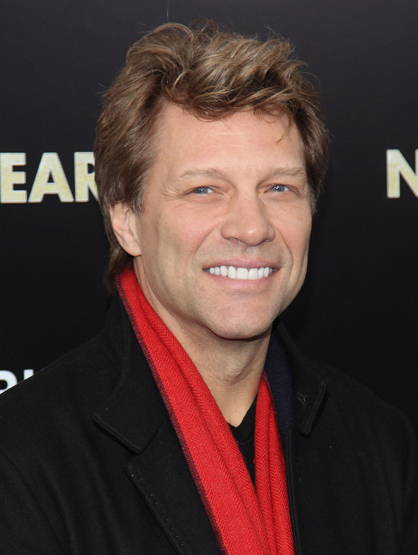 "Forbes Top 25 Most Powerful Celebrities - 25. Bon Jovi: The classic rocker opened a ""pay-what-you-can"" restaurant and is the face of an Advil campaign. What's next?"