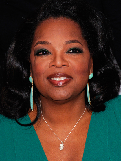 Forbes Top 25 Most Powerful Celebrities - 2. Oprah Winfrey: It's been a tough year for the Media mogul, but you can't stop Oprah, she has big plans to rebuild her network OWN, and has her magazine: O: The Oprah Magazine, a radio deal with Sirius Radio and spin off shows.