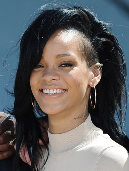 "Forbes Top 25 Most Powerful Celebrities - 4. Rihanna: With several hit songs, a popular fragrance and jam packed tour schedule and endorsement deals with Nivea and Vita Coco, the ""We Found Love"" singer has been keeping busy."
