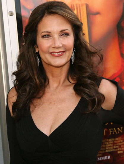 From Screen to Music - Lynda Carter impressed us all as Wonder Woman in the '70s, but since hanging up her tights she has launched an amazing music career. (Sure, there was a 30 year gap… we're just glad she's staying!)