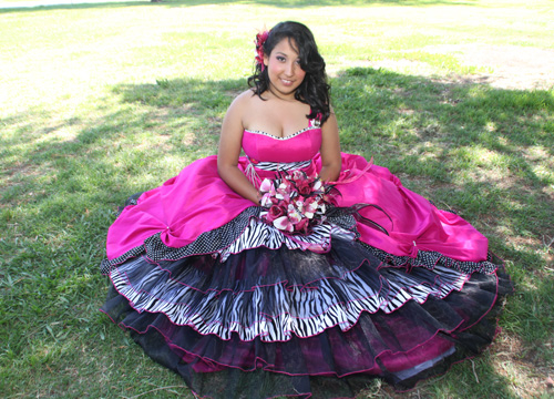 Quiero Mis Quinces | Season 8: Nathalie - A beautiful quinces day.