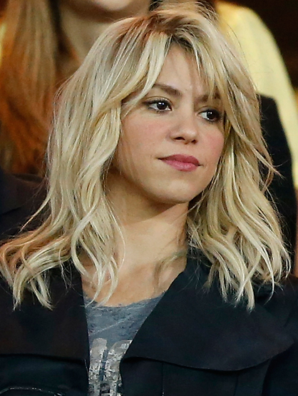 Top Influential Latinos - Twitter: 16 Million Followers Facebook: 50 Million Followers Shakira knows how to take care of her fans! Behind the scenes, new ventures, vacations… we feel like we know her… and we like her even more.