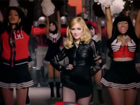 Madonna featuring Nicki Minaj and M.I.A. - Give Me All Your Luvin'