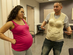 Spanglish Baby: Yliana & Josh Interview