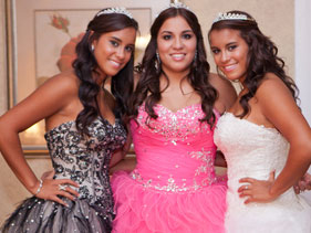 Triplet Quinceaeras
