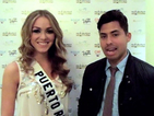 Miss Universe 2010: Miss Puerto Rico Interview