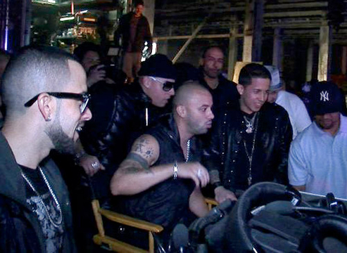 Diary: Wisin y Yandel: Behind-The-Scenes - Diary: Wisin y Yandel: Behind-The-Scenes
