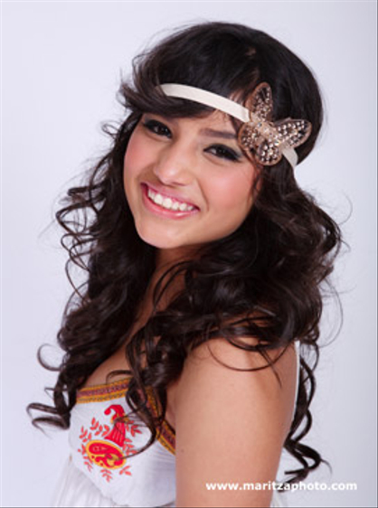 Quiero Mis Quinces | Season 5 | Jazmine's Pre-Party Photos - Jazmine's Arabian Princess Photoshoot