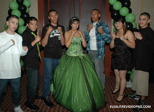 Quiero Mis Quinces | Season 5 | Angelica's Knock Out Fiesta - Angelica's Knock Out Fiesta