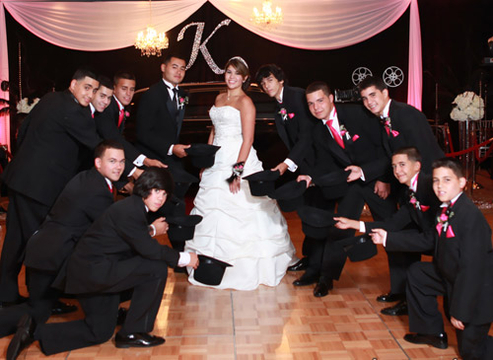 Quiero Mis Quinces | Season 5 | Karina's Old Hollywood Quinces - Karina's Old Hollywood Quinces