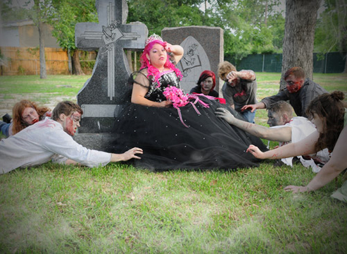 Quiero Mis Quinces | Season 5 | Erika's Zombie Photo Shoot - Quiero Mis Quinces | Season 5 | Erika's Zombie Photo Shoot