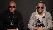 CELEBRITY AGENTES DE CAMBIO, WISIN Y YANDEL, GIVE BACK TO HAITI