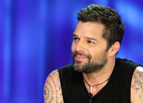 The Interviews - Ricky Martin speaks at the Tr3s MTV, Musica y Mas first taping of 'Studio Tr3s' show on January 24, 2011 in Miami, Florida.
